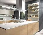 Kitchen: Stunning And Smart Design Idea For Modern Kitchen With ...