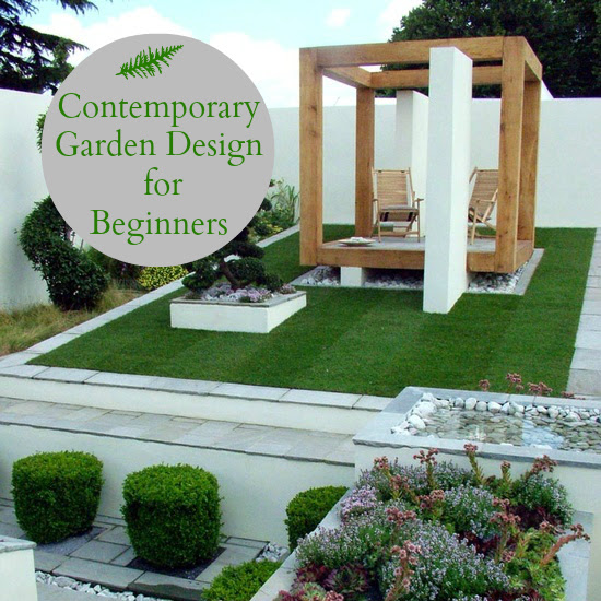 Contemporary Garden Ideas Pictures Gallery | Landscaping Gallery