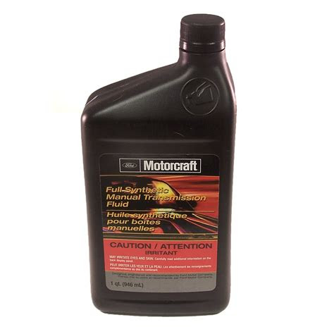 search results ib manual transmission fluid type focus