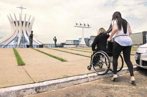 Acessibilidade na Capital Federal, Brasília
