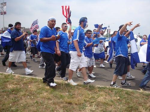 El Salvador parade 2