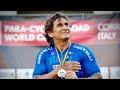 Vídeo homenaje al ciclista paralímpico Alex Zanardi