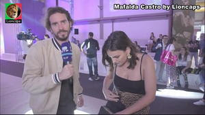 Mafalda Castro sensual na Rtp