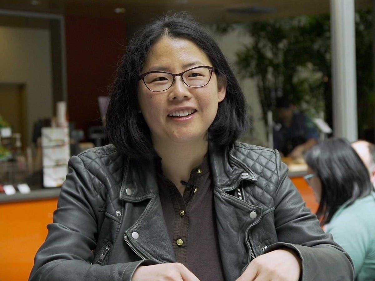 No. 14: Microsoft's Christina Chen