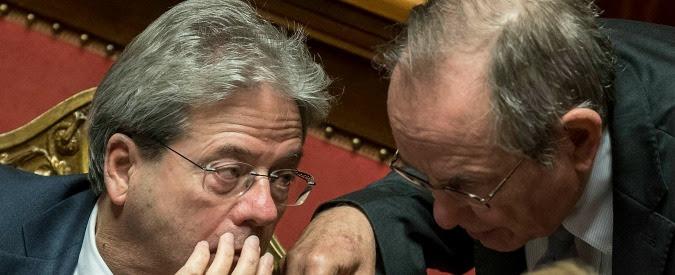 """Banche, Gentiloni vara il Salvarisparmio: """"20 miliardi di nuovo debito per liquidità e aumenti di capitale"""""""