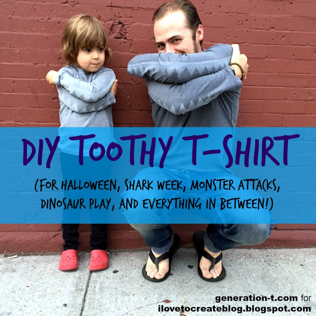 Toothy T-shirt generation-t.com