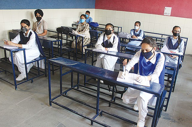 Govt Decides To Open Jammu Schools From Feb 1