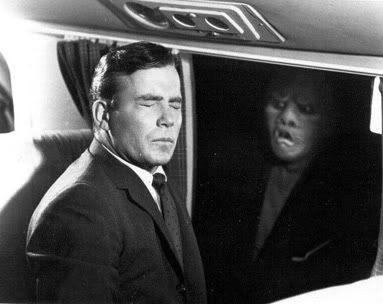 The Twilight Zone, fool.