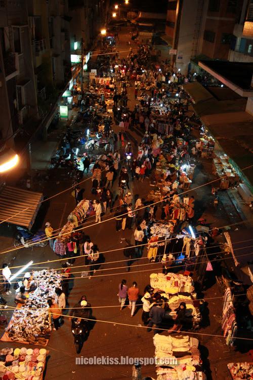 dalat town market