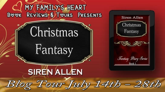 Christmas Fantasy - Tour Banner