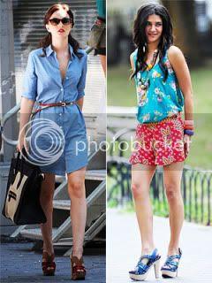 Chanel,Gossip Girl Style,Miu Miu