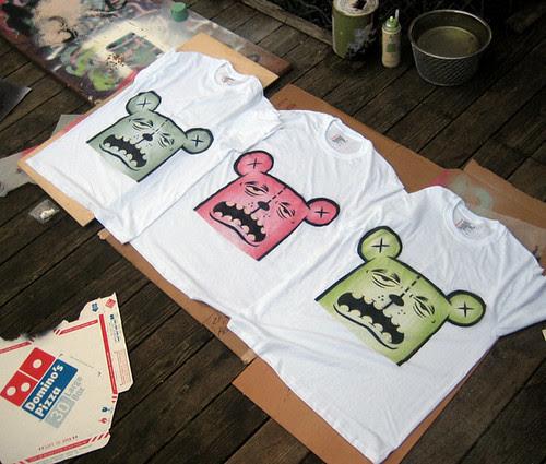 bear shirts