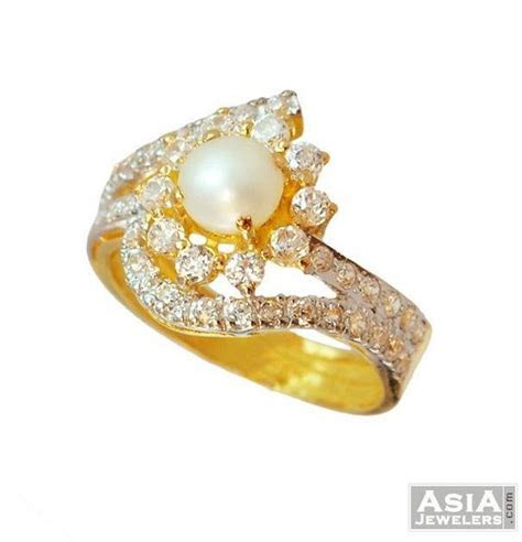 Latest Gold Ring Designs For Women 2014 1   Life n Fashion