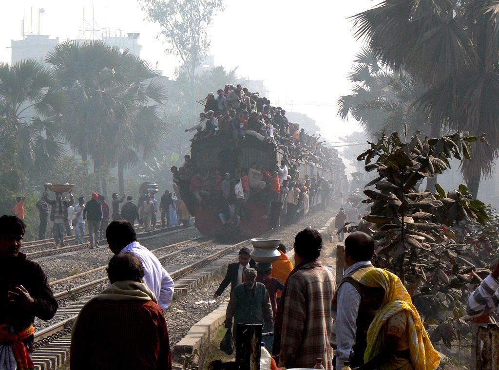 Todos a bordo para Bangladesh - Biswa Ijtema 2014 19