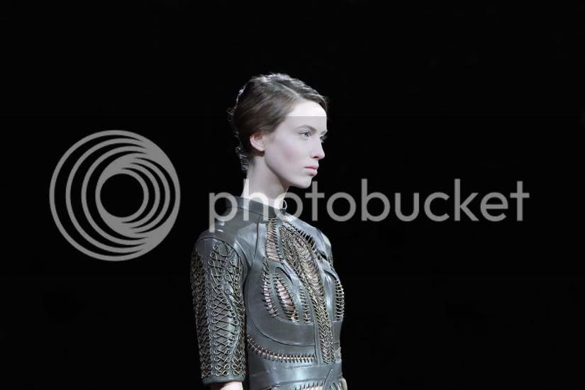 Iris van Herpen Haute Couture spring summer 2012