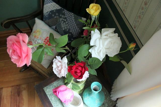 Jane's Roses