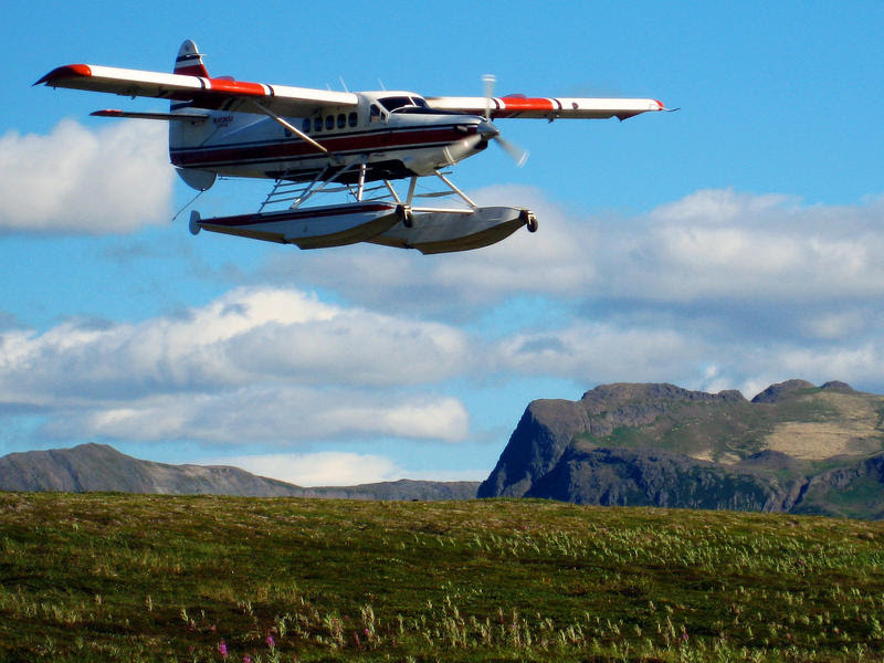 Landing In Alaskan Wilderness by markmuellerphoto on deviantART