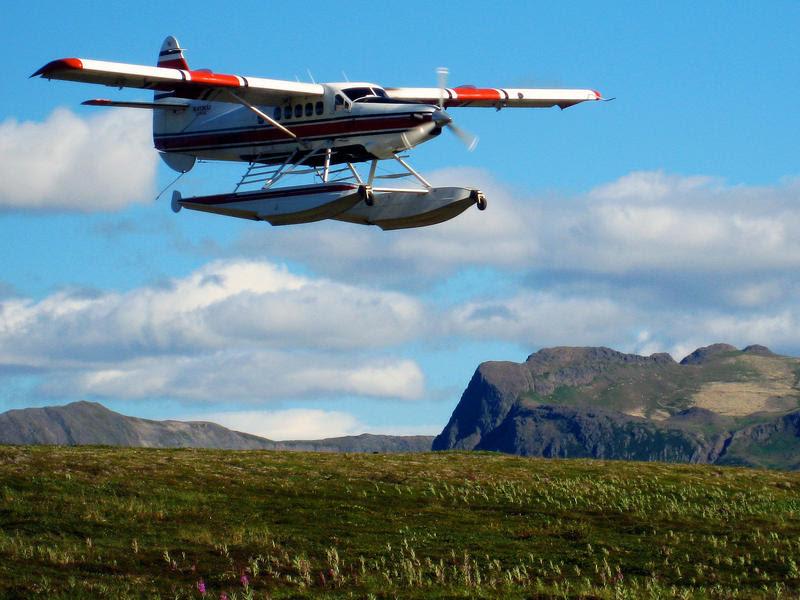 Landing In Alaskan Wilderness by markmuellerphoto on deviantART