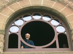 Tim in the Window