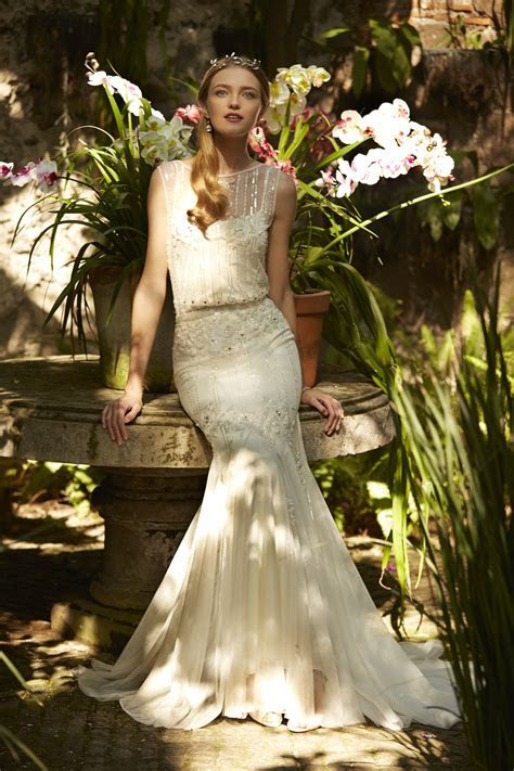 The Painted Garden   BHLDN Spring 2015 collection AKA