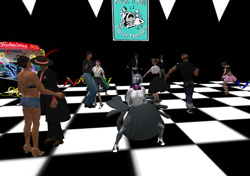 Sock Hop - Oh, there's a lot going on here.