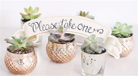 12 Of The Best and Worst Wedding Favors Ever Given