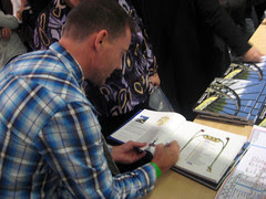 Mark Ovenden Book Signing