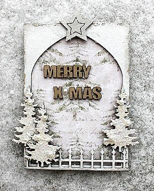 Christmas ATC