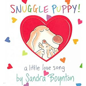 Snuggle Puppy (Boynton on Board)