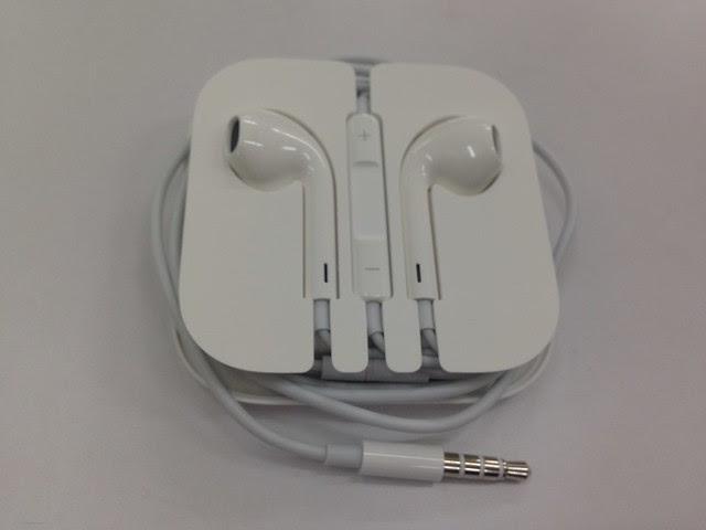 Apple EarPods 耳機