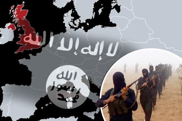 Risultati immagini per ISIS MIGRANT