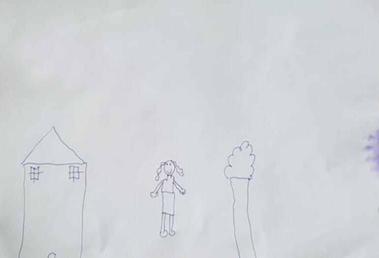 Televizyon Izleyen Ve Izlemeyen çocuk Farklı ömür Kurt