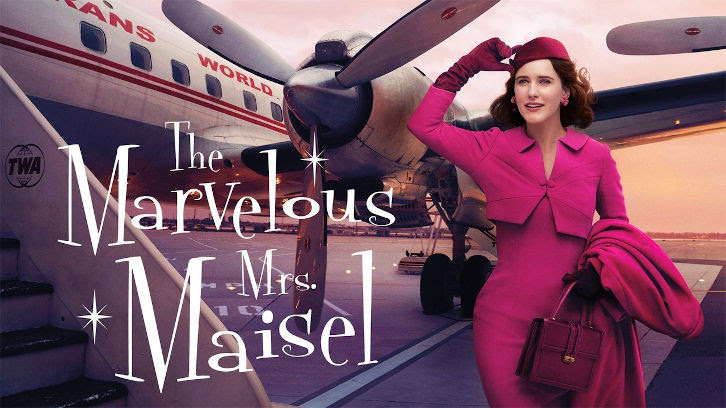 The Marvelous Mrs. Maisel - Promo, Poster + Premiere Date