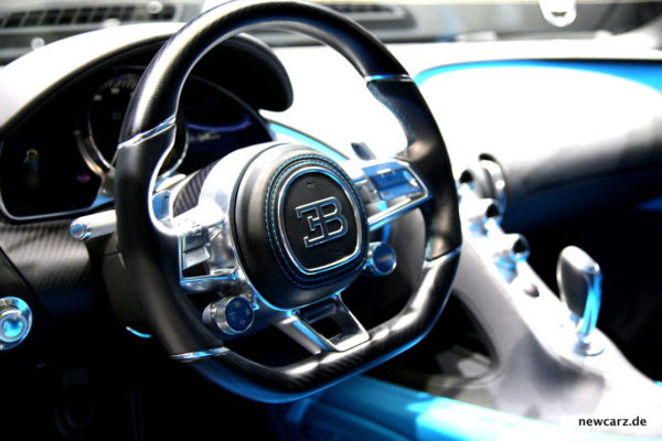 Bugatti Chiron/ Form follows Performance/ Newcarz