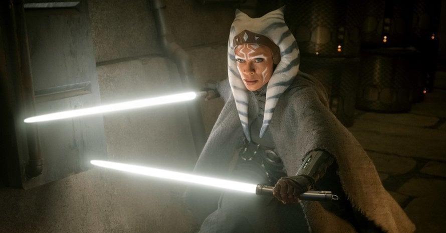 Rosario Dawson Ahsoka Tano The Mandalorian Star Wars