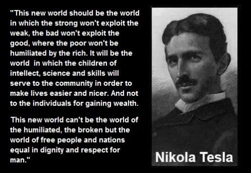Quotes The Nikola Tesla Association Genius For The Future