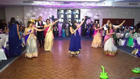 Surprise family dance at my sister's Indian wedding