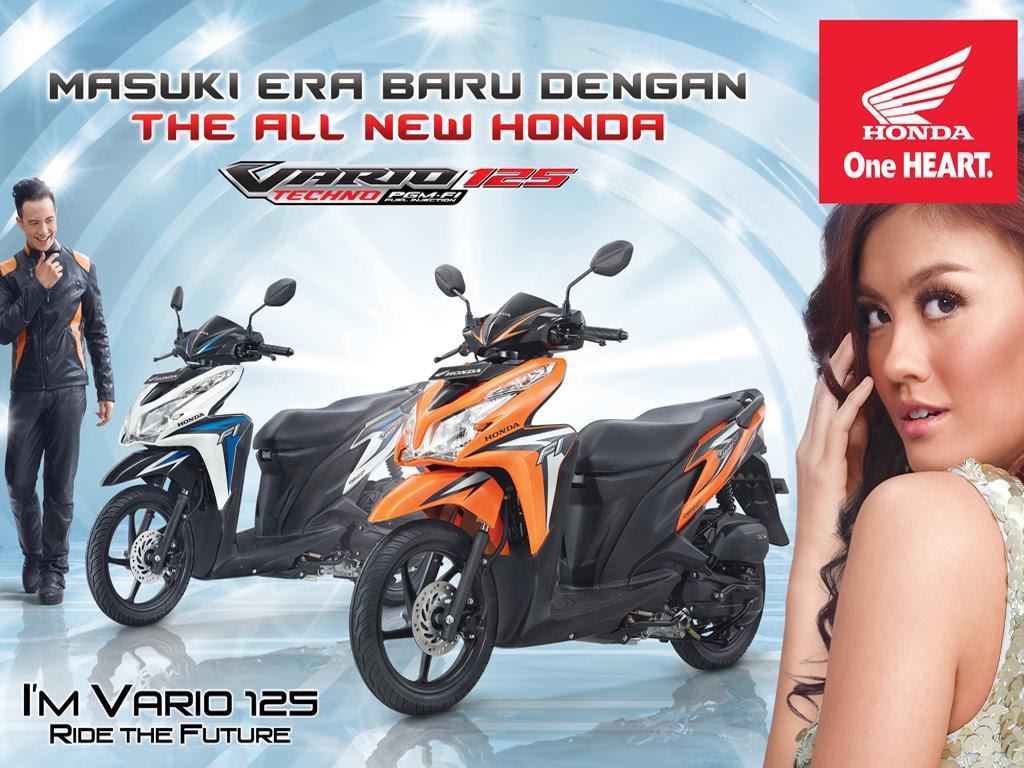 Dealer Honda Jakarta Overview Vario Vario Techno PGM FI