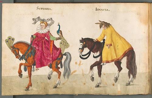 Beschreibung der historischen und allegorischen Personen 1596 (1600) l