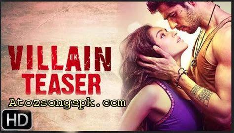 songspk ek villain hindi  full mp songs