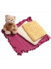 Beginner Baby Blankets