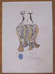 'Hula' by Tuesday Houston
