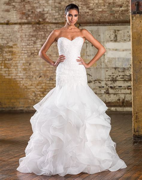 Justin Alexander signature wedding dresses style 9833 in