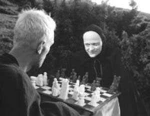 Una partida de ajedrez mortal