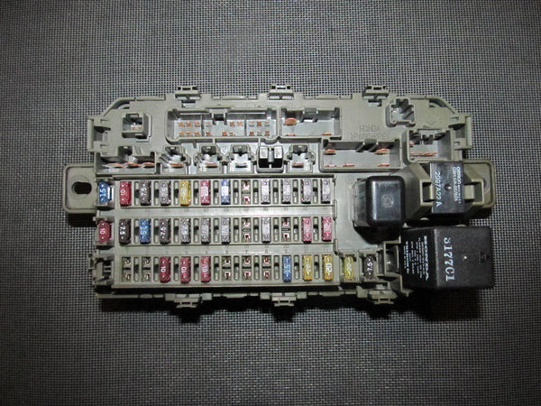 Honda Civic: Honda Civic 99 Fuse Box Diagram | 99 Honda Pport Fuse Box |  | Honda Civic - blogger
