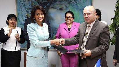 """Montilla de Medina: """"Educación y salud son prioridades del Gobierno"""""""