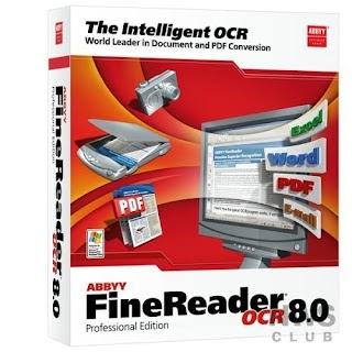 Finereader 8.0 Multilenguaje + Guia español
