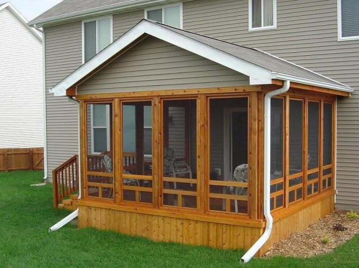 The Best Screened Porch design for Typical Home – HomesFeed