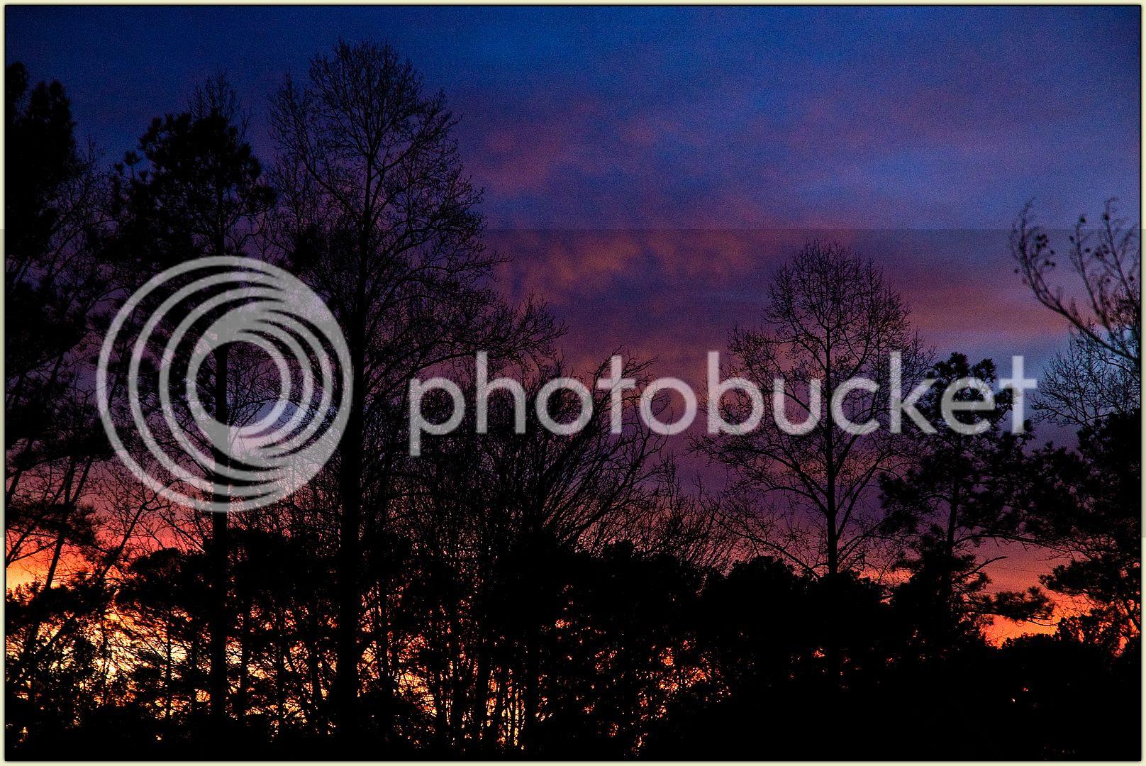 Sunset 012413