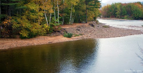 The Saco River